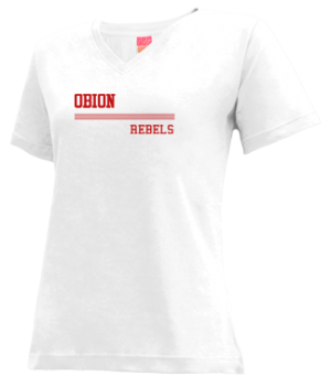 Women's Obion High School Rebels Apparel