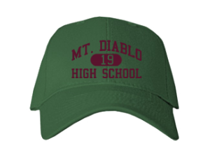 Mt. Diablo High School Red Devils Apparel