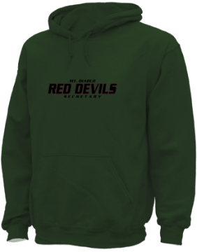 Men's Mt. Diablo High School Red Devils Apparel