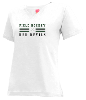 Women's Mt. Diablo High School Red Devils Apparel