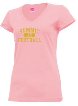 Junior Girls Summit High School Tigers Apparel