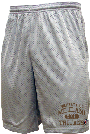 Men's Trojans  Mesh Shorts