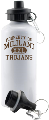 Women's Trojans Aluminum Water Bottles