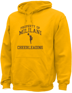 Women's Mililani High School Trojans Sweaters