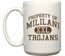 Women's Trojans Coffee Mugs (15oz)