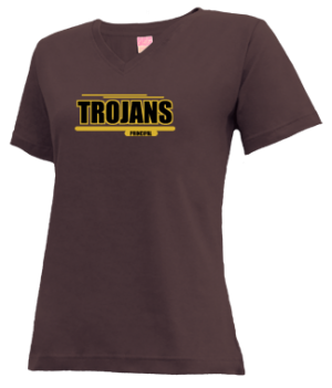 Women's Mililani High School Trojans Apparel