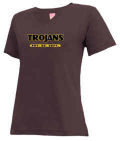 Women's Mililani High School Trojans Shirts