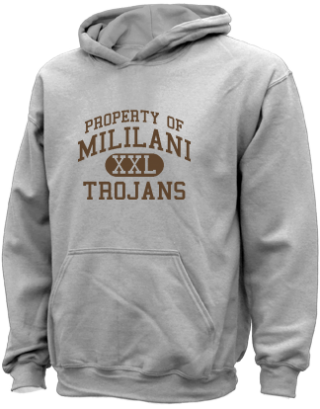 Kids Trojans  Hooded Sweatshirts