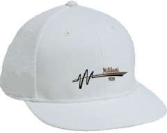 Women's Mililani High School Trojans Embroidered Flat Bill Caps
