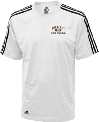 Men's Trojans Embroidered Adidas Golf ClimaLite® Shirt