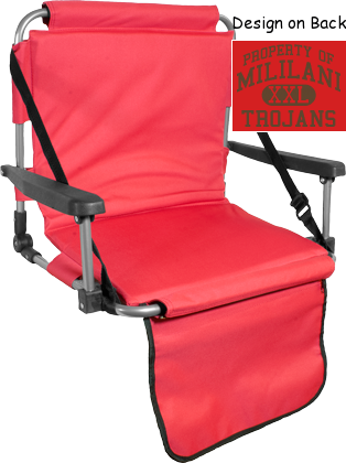 Women's Trojans  Structured Stadium Seats
