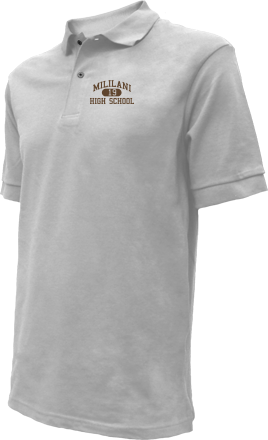 Men's Trojans Embroidered Polo Shirts