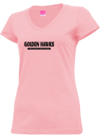 Junior Girls Nanakuli High School Golden Hawks Apparel