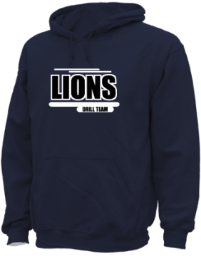 Men's Lincoln High School Lions Apparel