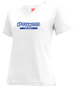 Women's Spotswood High School Chargers Apparel