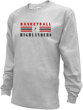 Kids Governor Livingston High School Highlanders Apparel