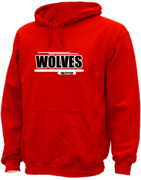 Men's Trinity High School Wolves Apparel