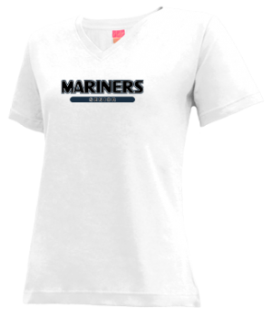Women's Homer High School Mariners Apparel