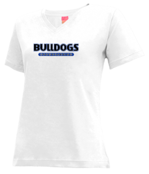 Women's Jordan High School Bulldogs Apparel