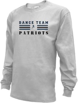 Kids Gray-new Gloucester High School Patriots Apparel