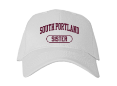 Women's South Portland High School Red Riots Hats