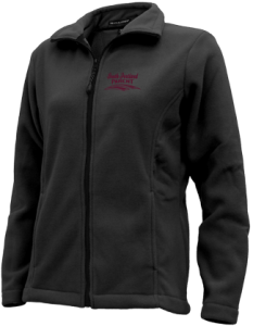 Women's South Portland High School Red Riots Embroidered Fleece Jackets