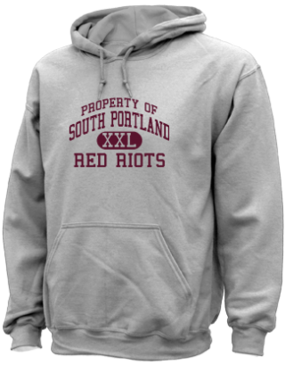 Women's Red Riots  Hooded Sweatshirts