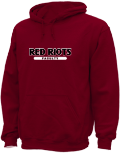 Men's South Portland High School Red Riots Sweaters