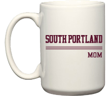 South Portland High School Red Riots Mugs & Bottles