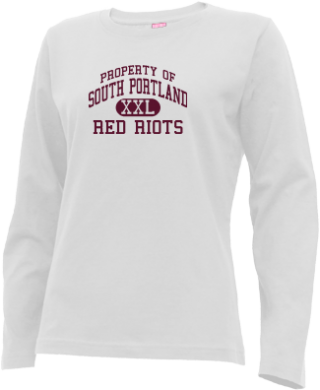 Women's Red Riots Long Sleeve T-shirts