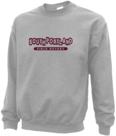 Women's South Portland High School Red Riots  Sweatshirts