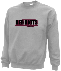 Men's South Portland High School Red Riots  Sweatshirts