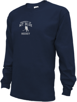 Kids Mt Blue High School Cougars Apparel