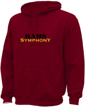 Men's Bangor High School Rams Apparel