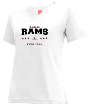 Women's Bangor High School Rams Apparel