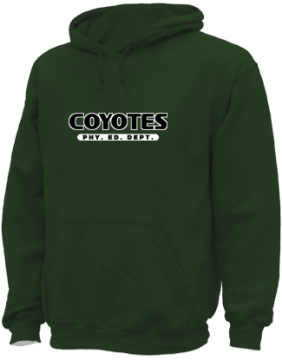 Men's Old Town High School Coyotes Apparel