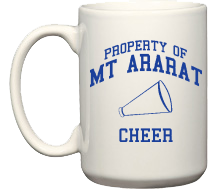 Men's Mt Ararat High School Eagles Coffee Mugs (15oz)