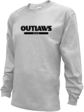 Kids Sisters High School Outlaws Apparel