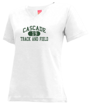 Women's Cascade High School Cougars Apparel