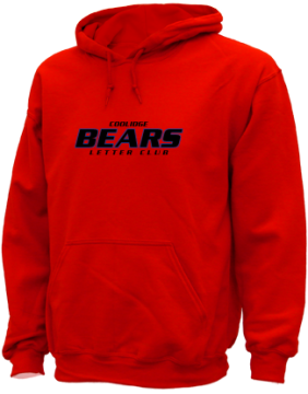 Men's Coolidge High School Bears Apparel