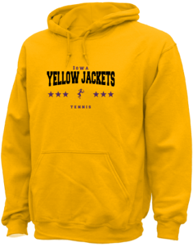 Men's Iowa High School Yellow Jackets Apparel
