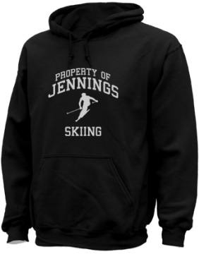 Men's Jennings High School Bulldogs Apparel
