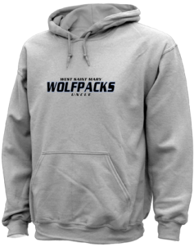 Men's West Saint Mary High School Wolfpacks Apparel