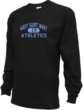 Kids West Saint Mary High School Wolfpacks Apparel