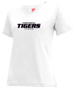 Women's Independence High School Tigers Apparel