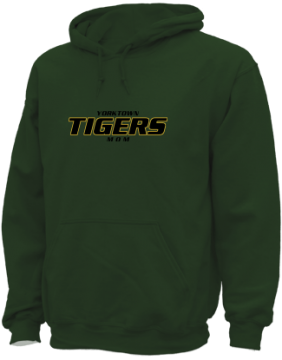 Men's Yorktown High School Tigers Apparel