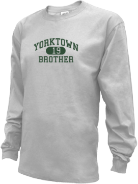 Kids Yorktown High School Tigers Apparel