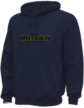 Men's Mitchell High School Bluejackets Apparel