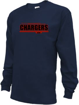 Kids West Noble High School Chargers Apparel