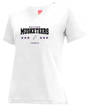 Women's Eastern High School Musketeers Apparel